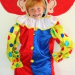 Wordful Wednesday-Happiness is Having a Circus Themed Party!
