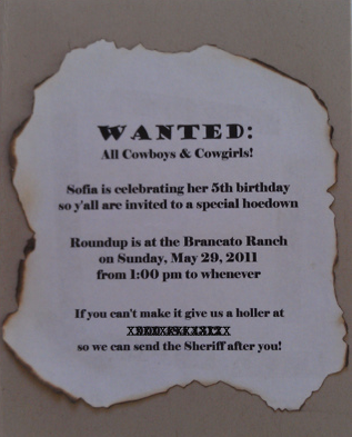 Cowgirl birthday party girls birthday party cowgirl party the invitation filmwisefo