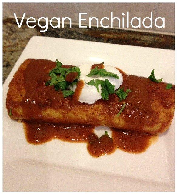 Vegan Enchilada