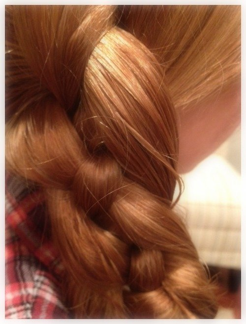4 Strand Braid