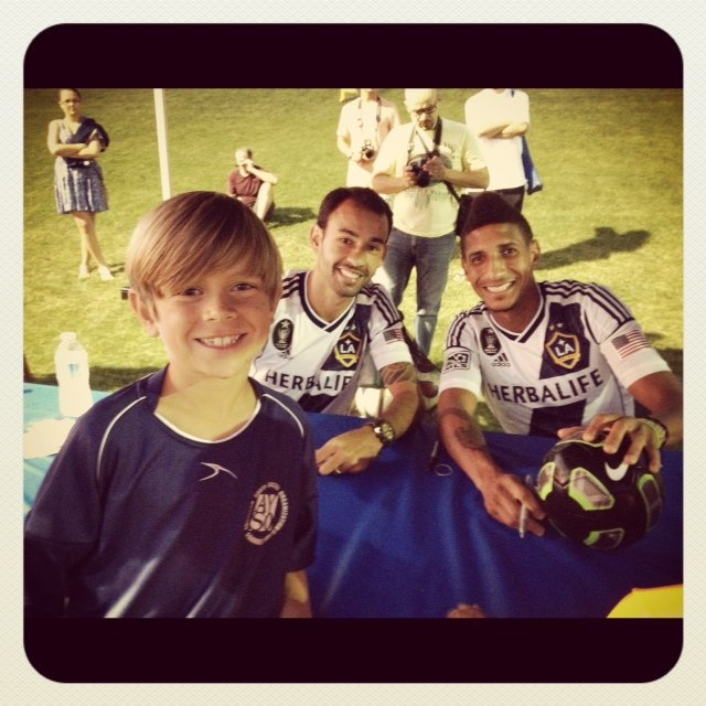 juninho and sean franklin