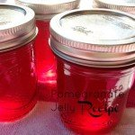 Pomegranate Jelly Recipe {How to}