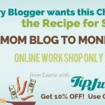 Mom Blog to Money Blog {$199 giveaway}