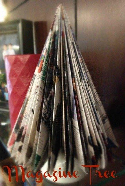 Magazine Tree