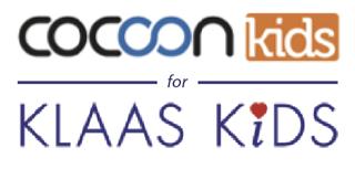 Cocoon for KlaasKids logo