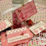 Printable Valentine {free printable}