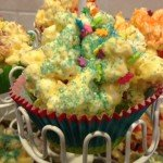 Sweet Easter Popcorn {recipe}