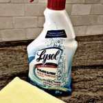 Lysol Power & Free Gets My Home Clean {& makes me happy}