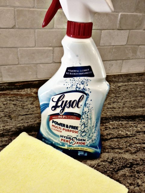 lysol power and free