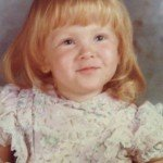 Wordful Wednesday – Favorite Angie as a Child in Photos