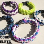DIY Paracord Bracelets {how to}