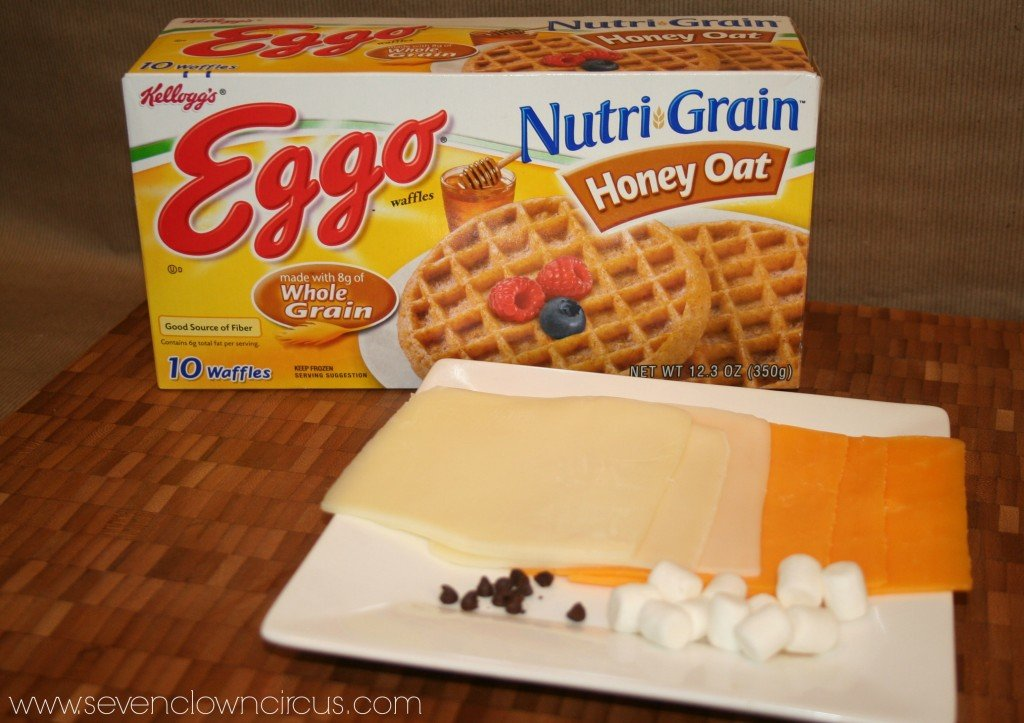 Eggo Turkey Lunch