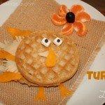 Eggo Turkey Lunch {how to}