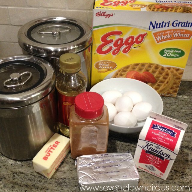 eggo ingredients