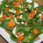 P.F. Changs Goodness of Fall Contest & My Roasted Butternut Squash Salad {recipe}