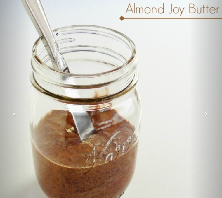 almond joy butter this almond joy butter includes toasted