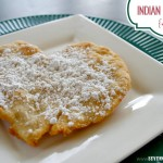 Indian Fry Bread Recipe {how to}