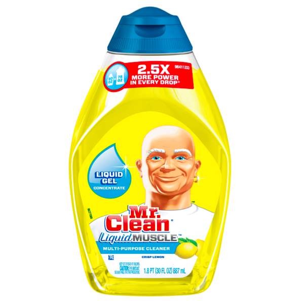 Mr Clean Liquid Muscle