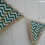 LUCKY St. Patrick's Day Banner {how to}