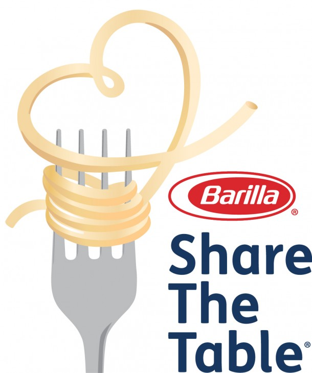 barilla share the table