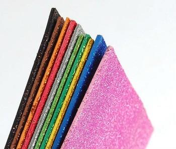 foam glitter sheets
