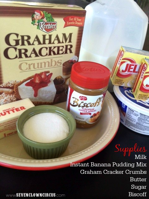 banana cream pie ingredients