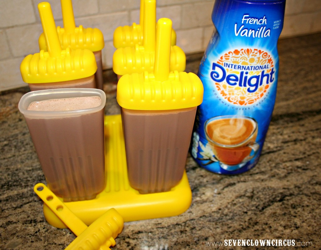 Fudgesicle molds