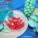 Easy Shark Week Party Idea {food & activities}