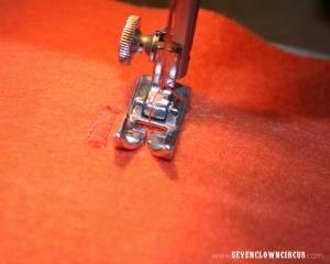 Sew Button Holes
