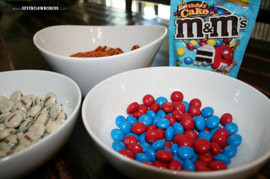 captain, america, m&m's, #cbias, #party