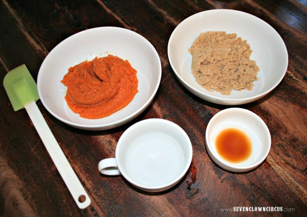 pumpkin syrup
