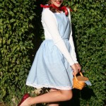 Easy Homemade Dorothy Costume