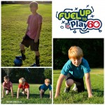 Let's GO Fuel Up to Play 60!