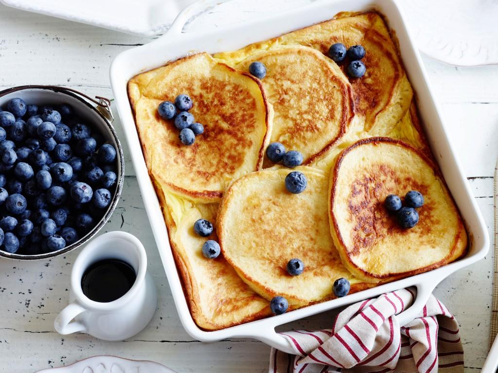 Pancake Breakfast Casserole