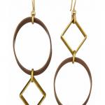 Geometry Earrings Arrived Yesterday!