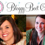 Bloggy Boot Camp Day is Here! {2012}