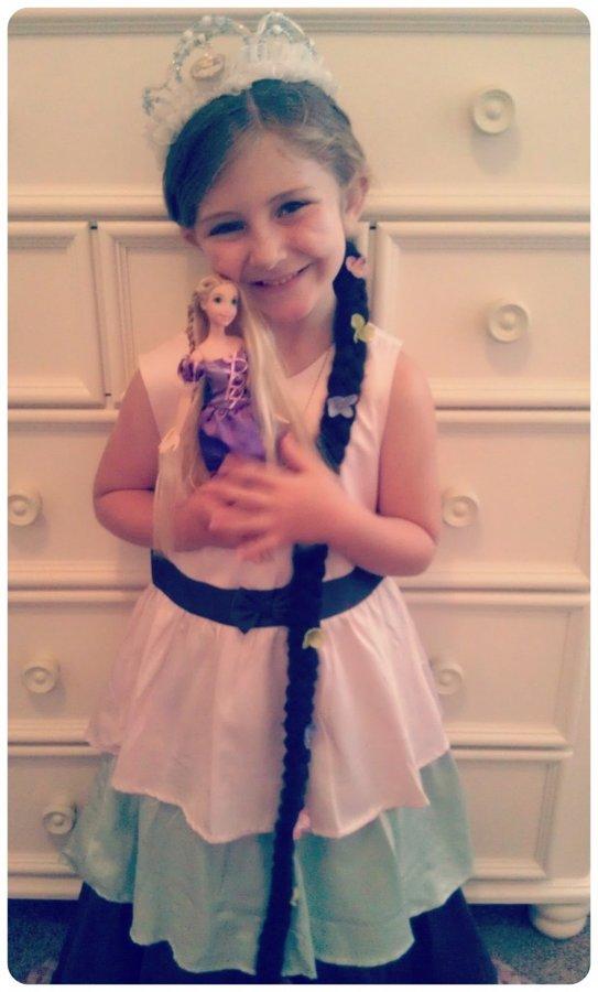 Sofia - Rapunzel