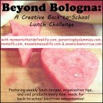 Beyond Bologna:  A Creative Back-to-School Lunch Challenge