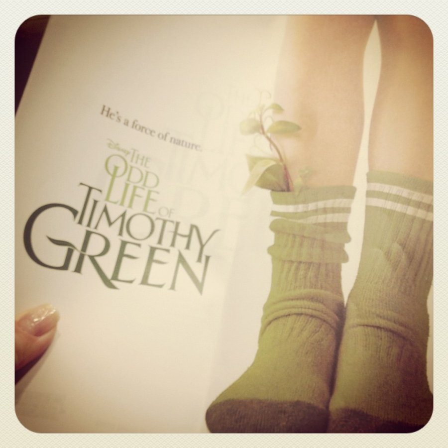 The Odd Life of Timothy Green1
