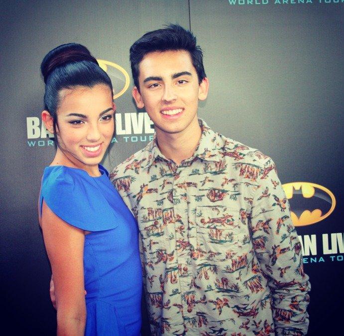Brandon and Savannah Hudson