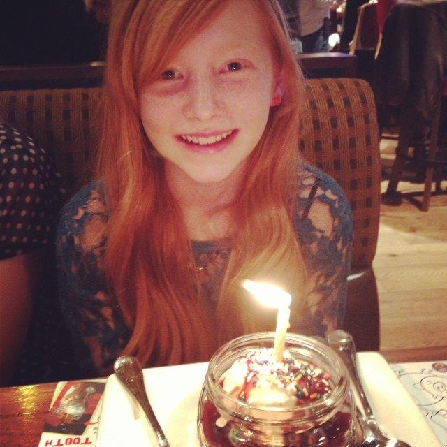Emma turns 11