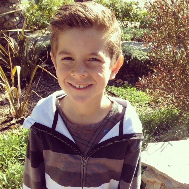 Garrett turns 9