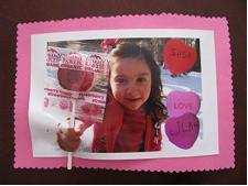 lollipop card