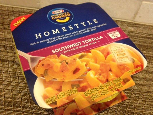 Kraft Homestyle Macaroni & Cheese Bowls