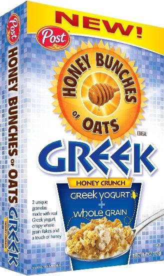greek yogurt cereal