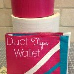 Duct Tape Wallet {tutorial}