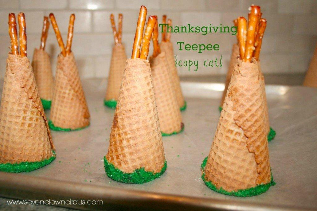Thanksgiving Teepee
