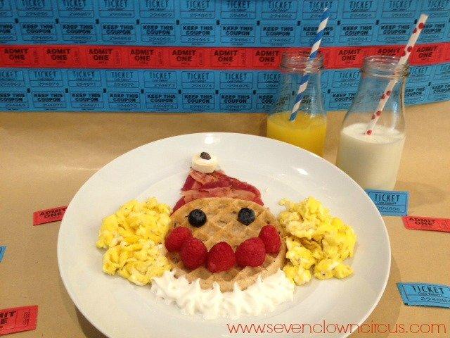 edible clown