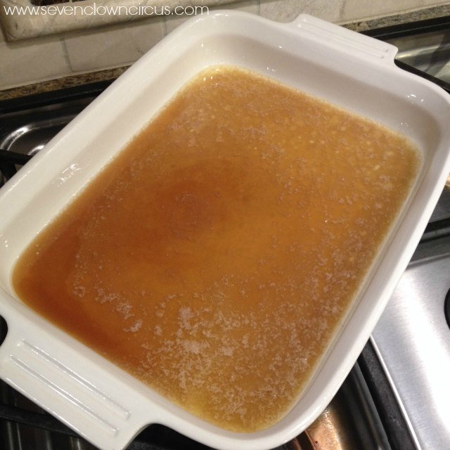 brown sugar mixture