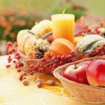 It's Harvest Time: Decorating for the Occasion {guest post}